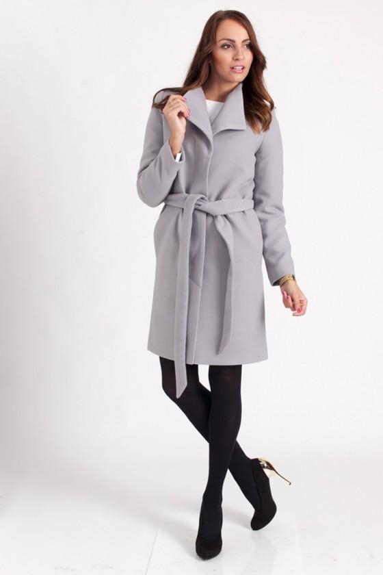 Coat model 107935 Mattire