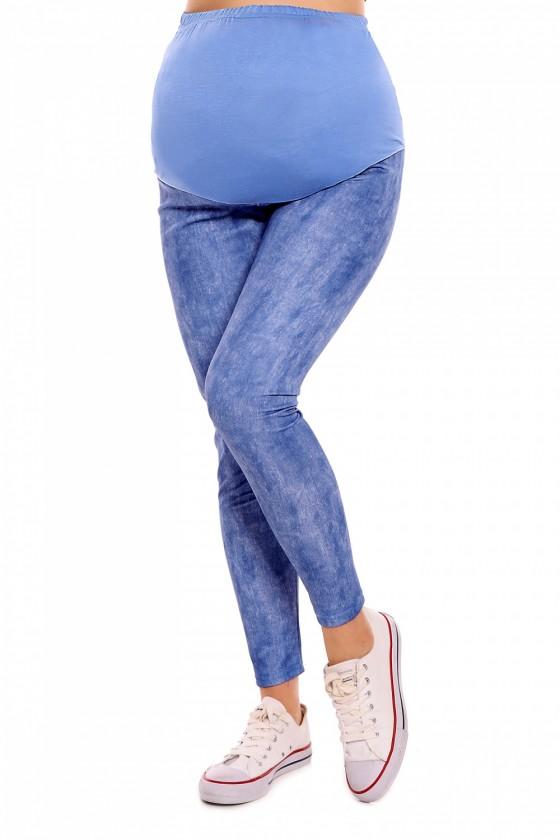 Maternity leggings model 125822 PeeKaBoo