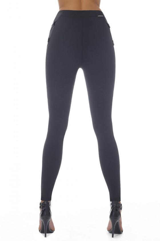 Long leggings model 125941 Bas Bleu
