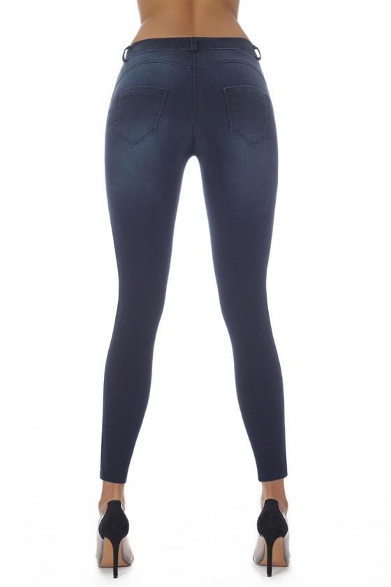 Long leggings model 125943 Bas Bleu