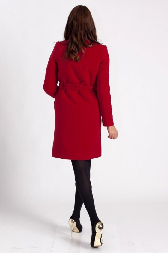 Coat model 107938 Mattire
