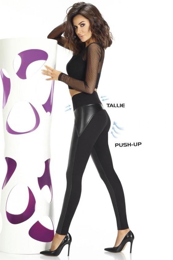 Long leggings model 125956 Bas Bleu