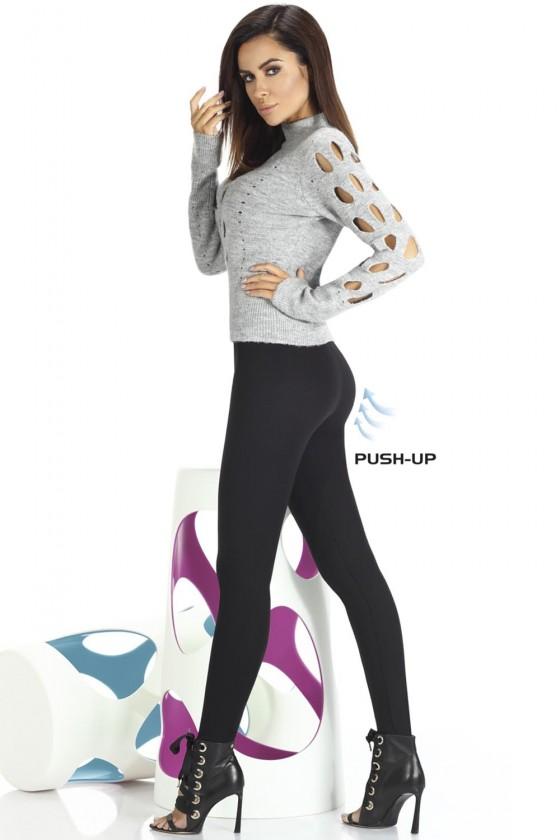 Long leggings model 125957 Bas Bleu