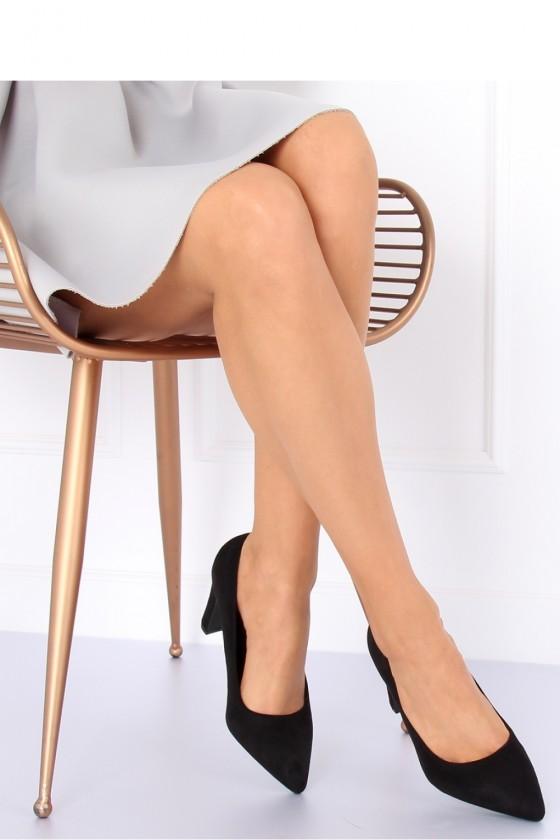 Block heel pumps model 127143 Inello