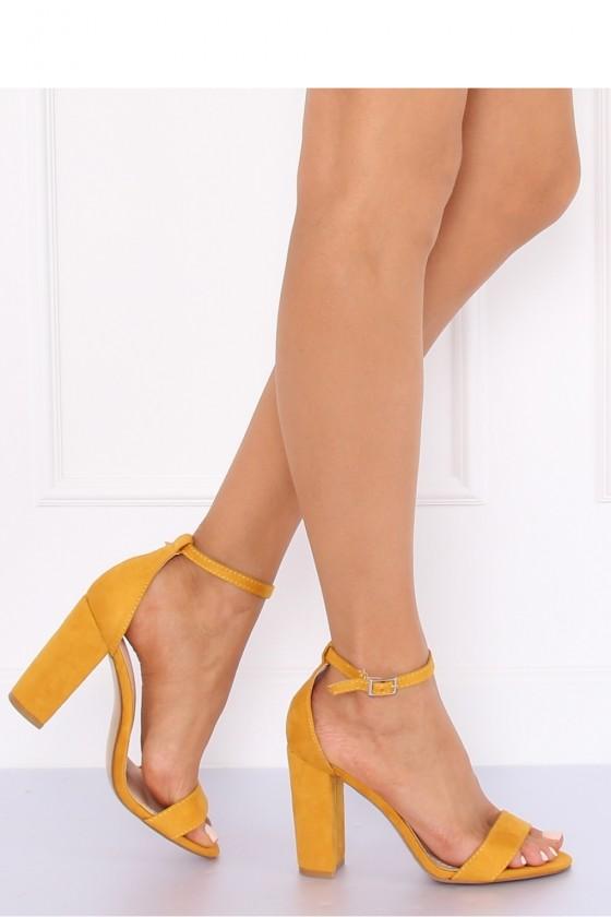 Heel sandals model 127239 Inello