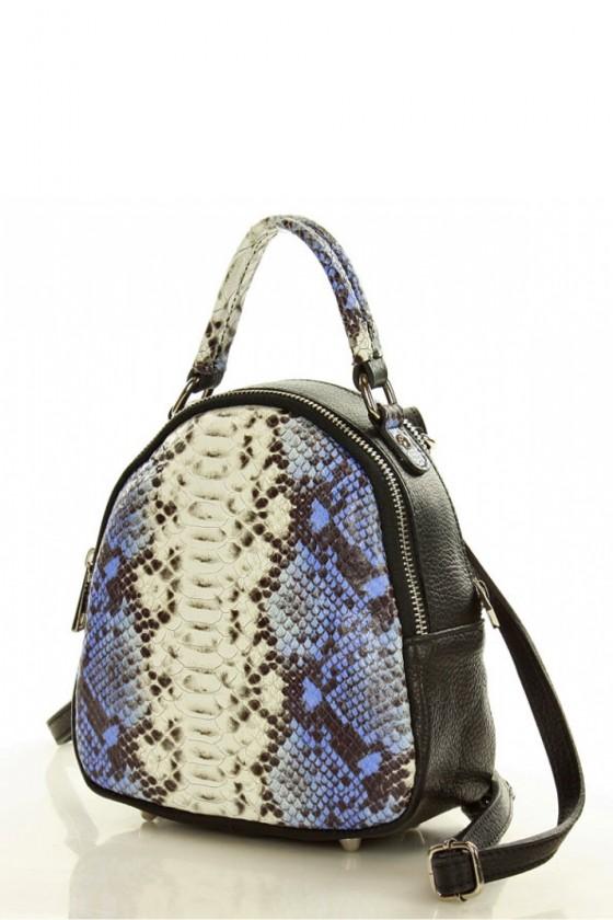 Natural leather bag model 127649 Mazzini