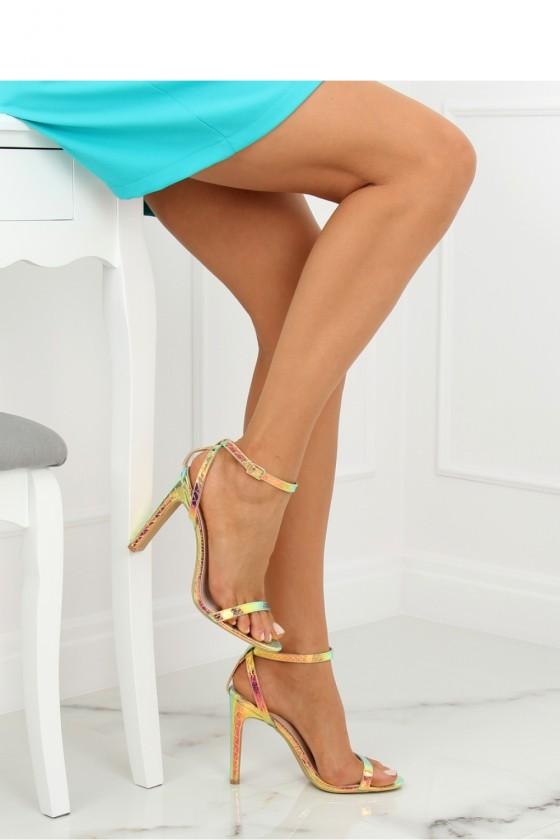 Heel sandals model 128080 Inello