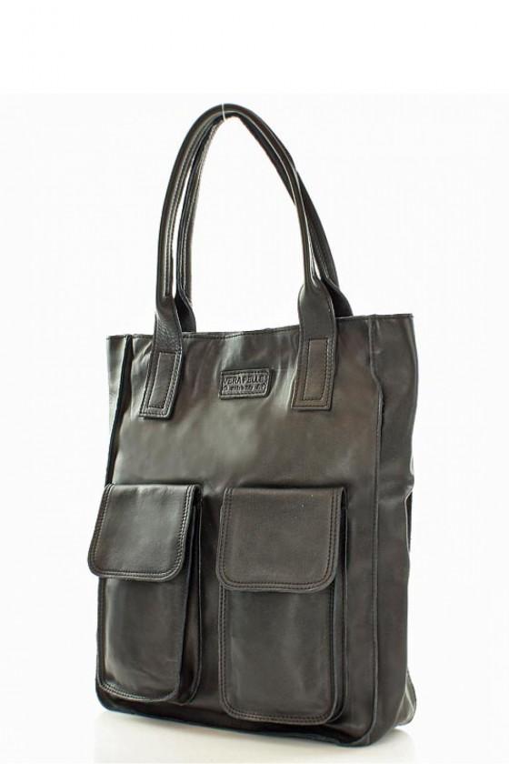 Natural leather bag model 109207 Mazzini