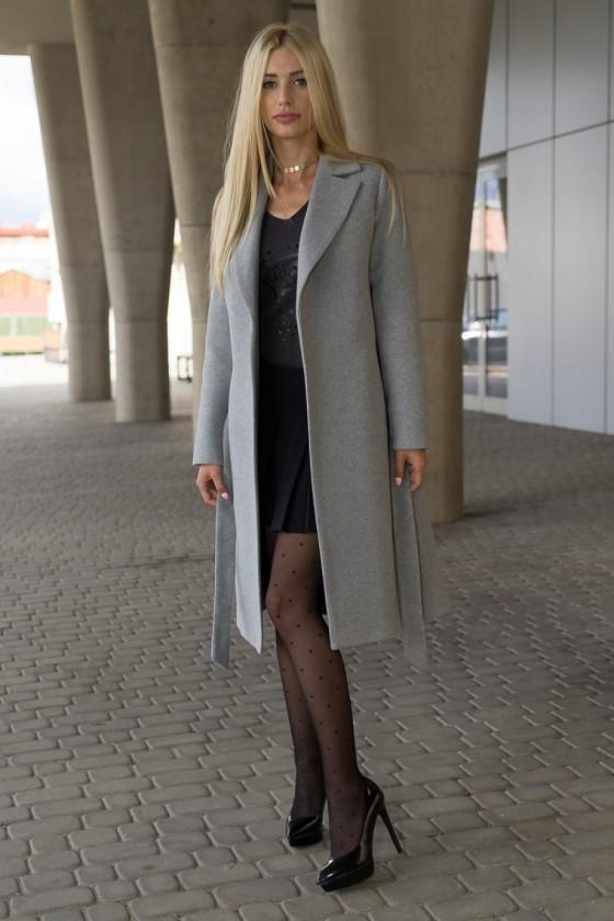 Coat model 102735 Mattire