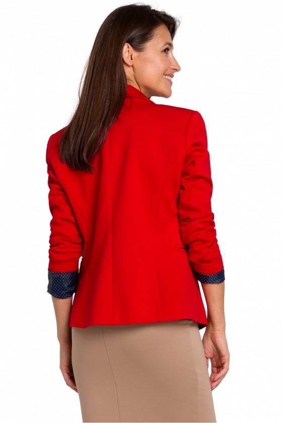 Jacket model 130423 Style