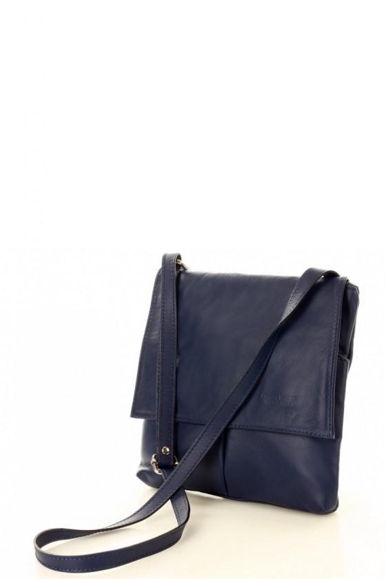 Natural leather bag model 132358 Mazzini
