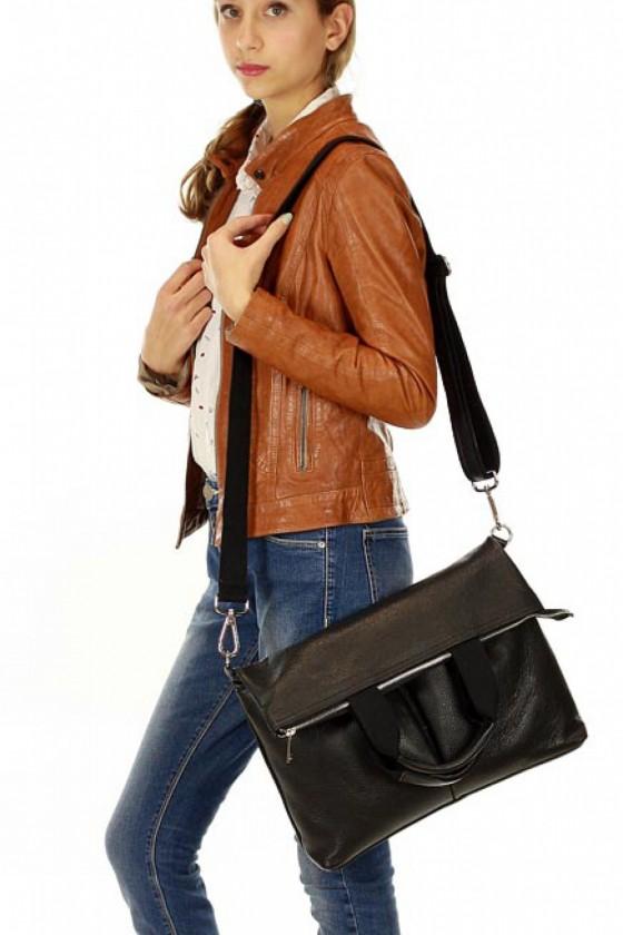 Natural leather bag model 109961 Mazzini