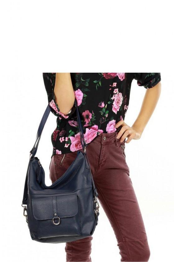 Natural leather bag model 110269 Mazzini