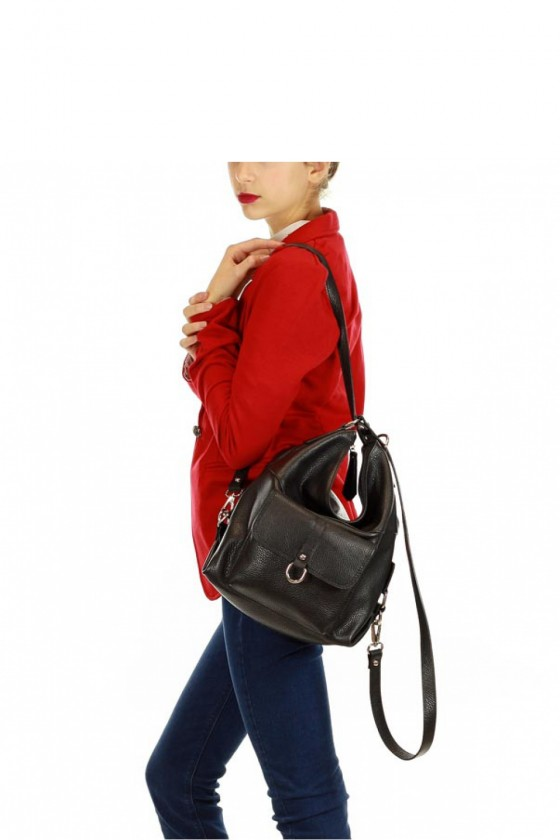 Natural leather bag model 110271 Mazzini