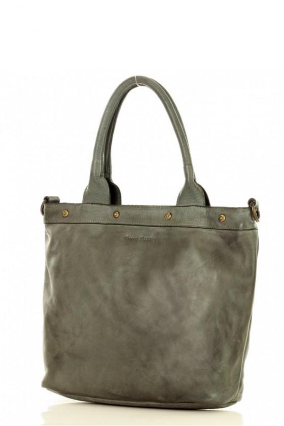 Natural leather bag model 133882 Mazzini