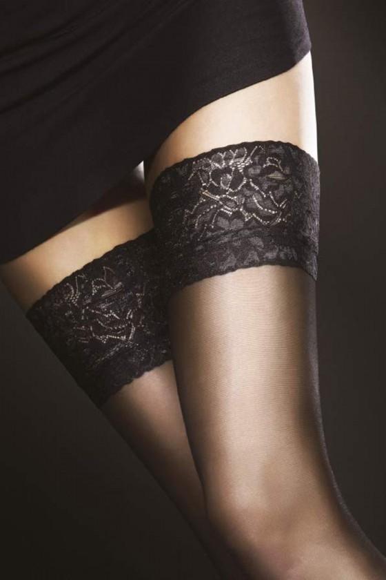 Stockings model 135587 Fiore