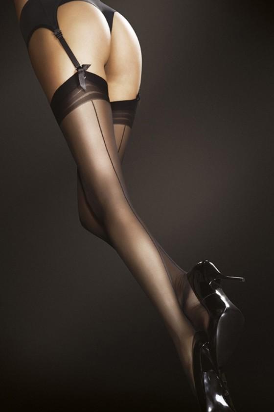 Stockings model 135588 Fiore