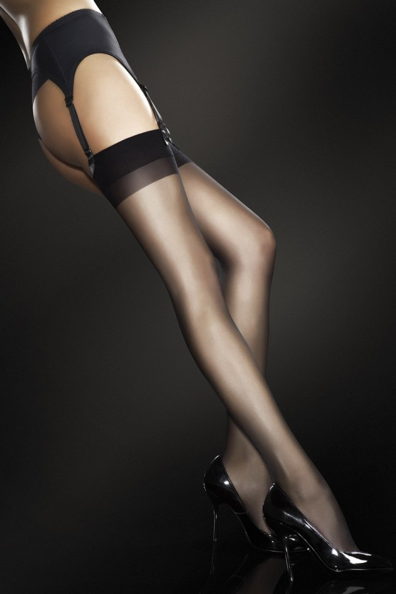 Stockings model 135589 Fiore