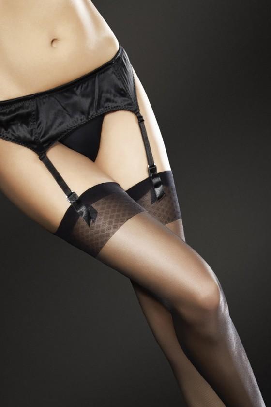 Stockings model 135590 Fiore