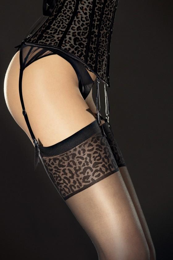 Stockings model 135594 Fiore