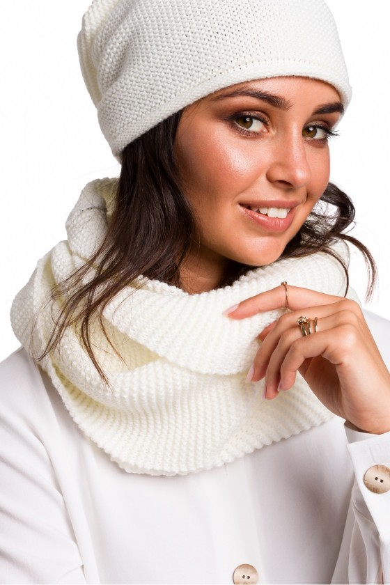Infinity Scarf model 136407 BE Knit
