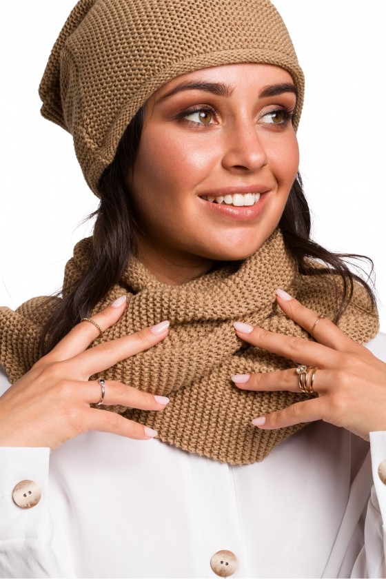 Infinity Scarf model 136408 BE Knit