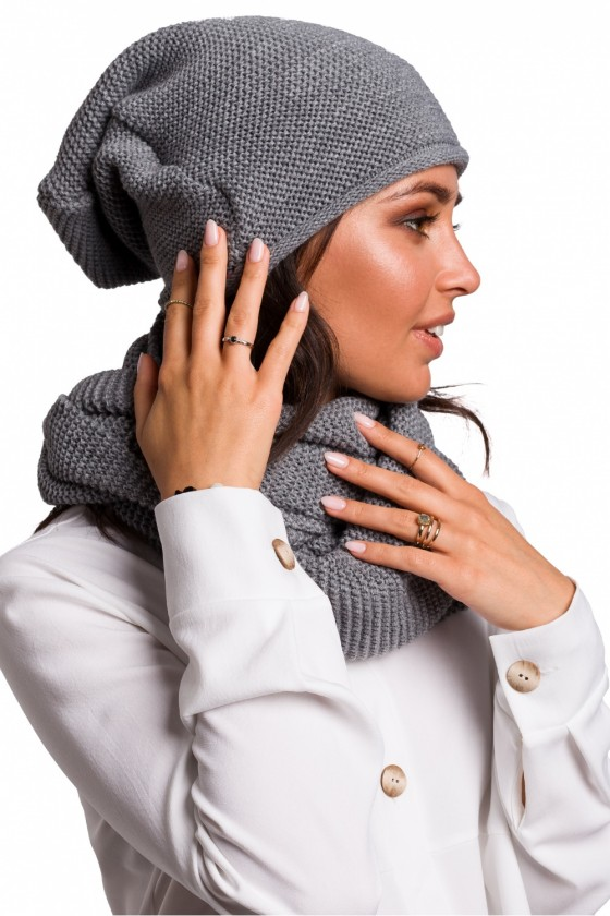 Infinity Scarf model 136409 BE Knit