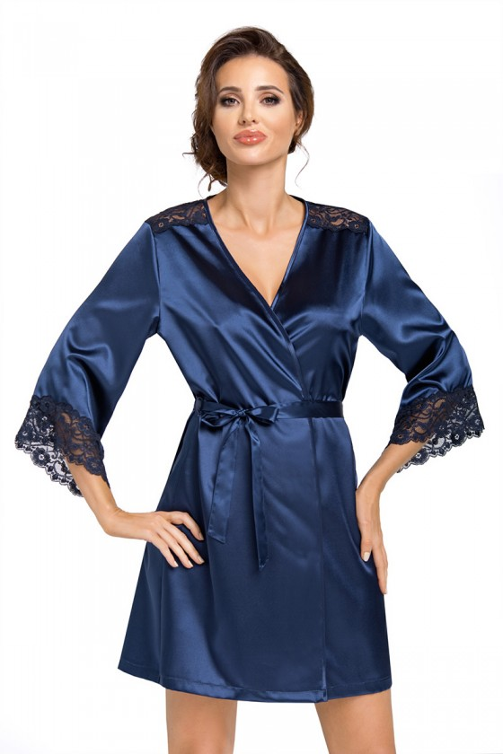 Bathrobe model 138180 Donna