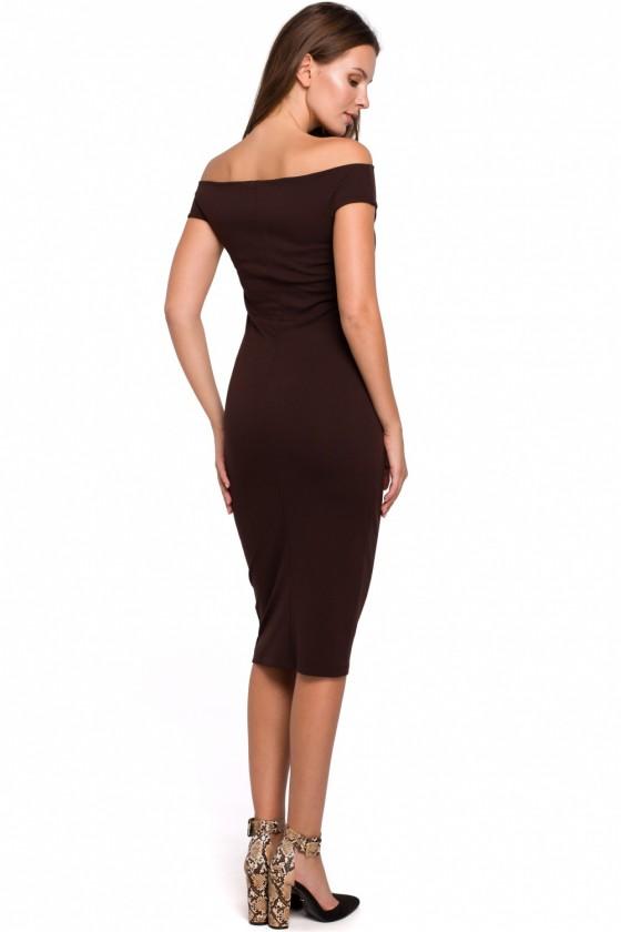 Evening dress model 138549 Makover
