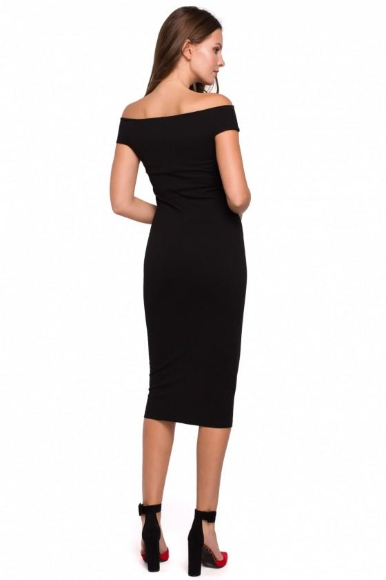 Evening dress model 138550 Makover