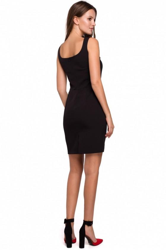 Evening dress model 138561 Makover