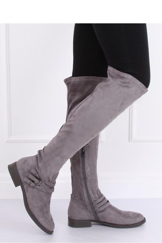 Officer boots model 139238 Inello