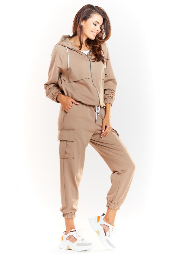 Tracksuit trousers model 139612 Infinite You