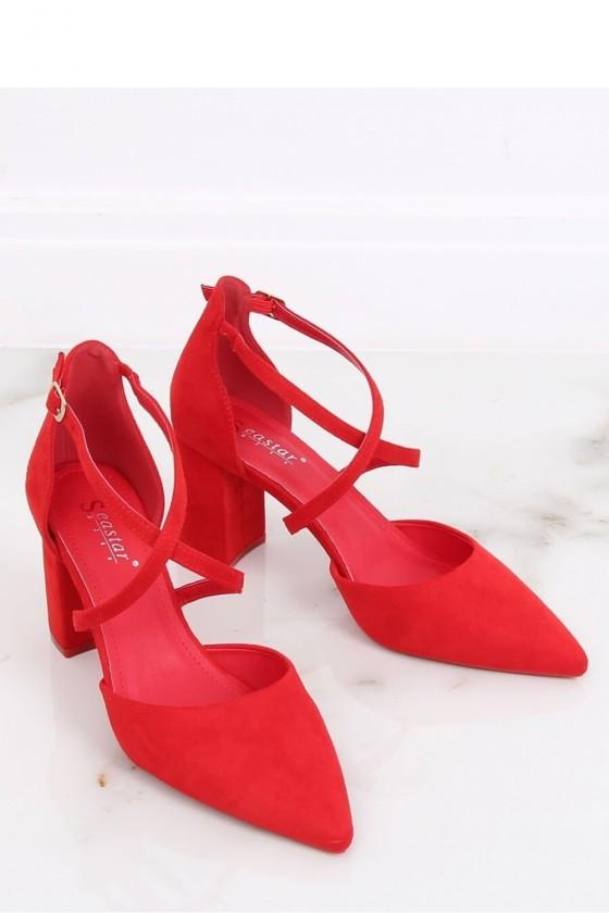 Block heel pumps model 139739 Inello