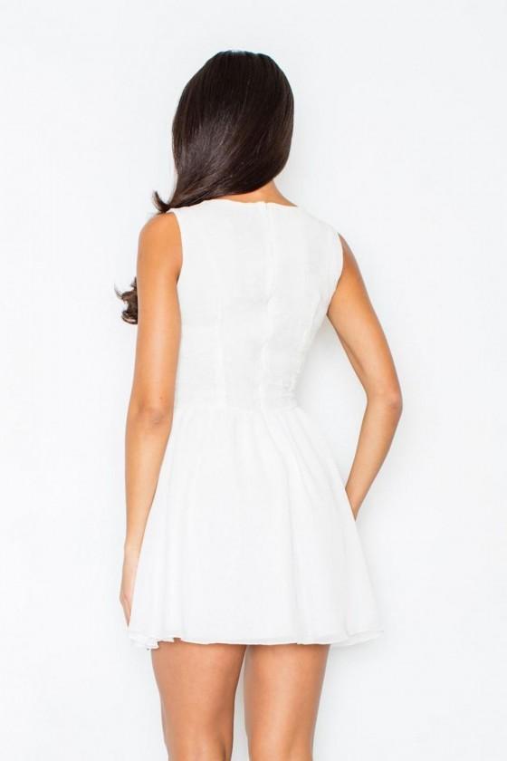 Short dress model 111742 Figl