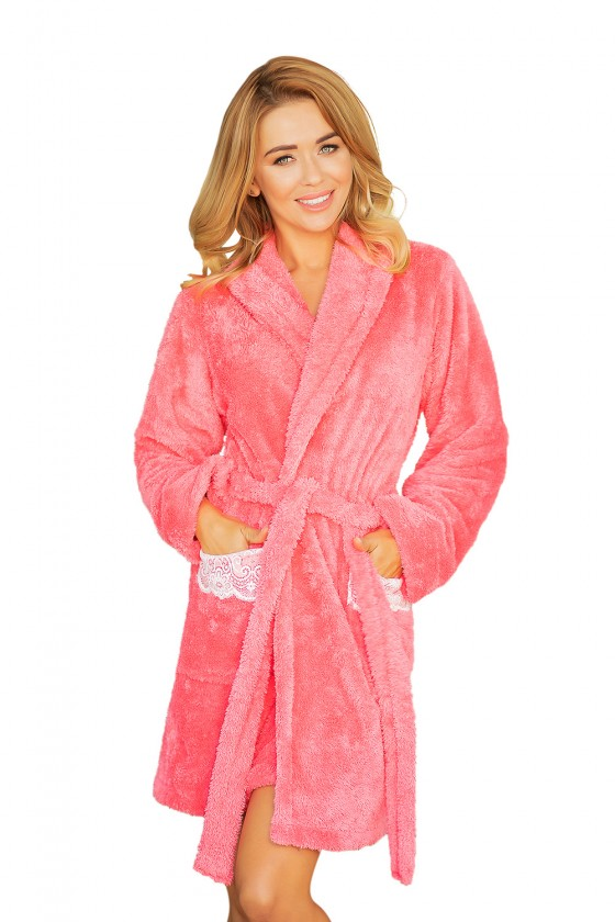 Bathrobe model 140164 Kalimo