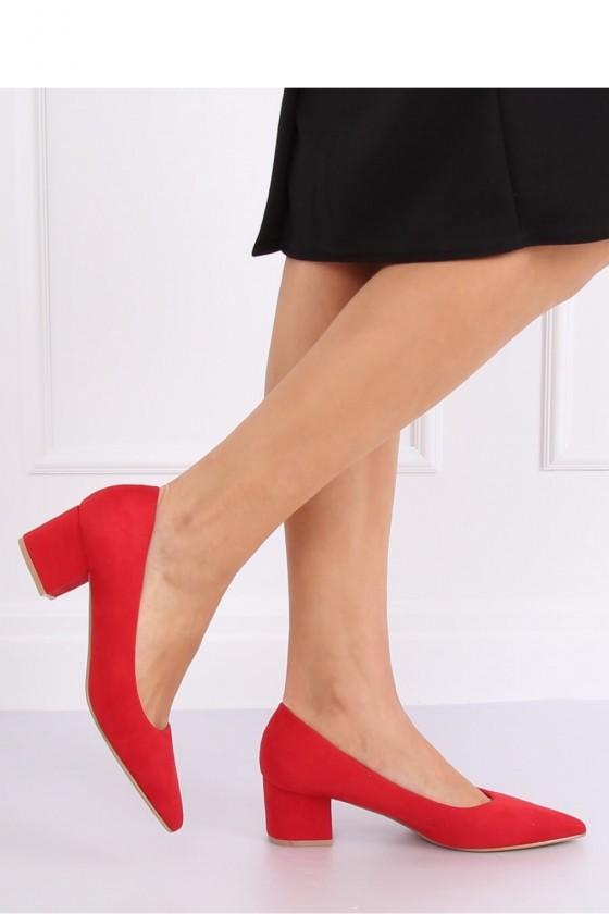 Block heel pumps model 140689 Inello