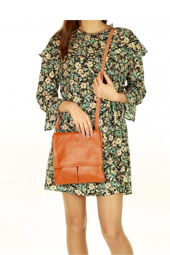 Natural leather bag model 142006 Mazzini