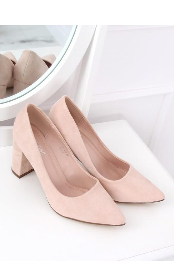 Block heel pumps model 142934 Inello