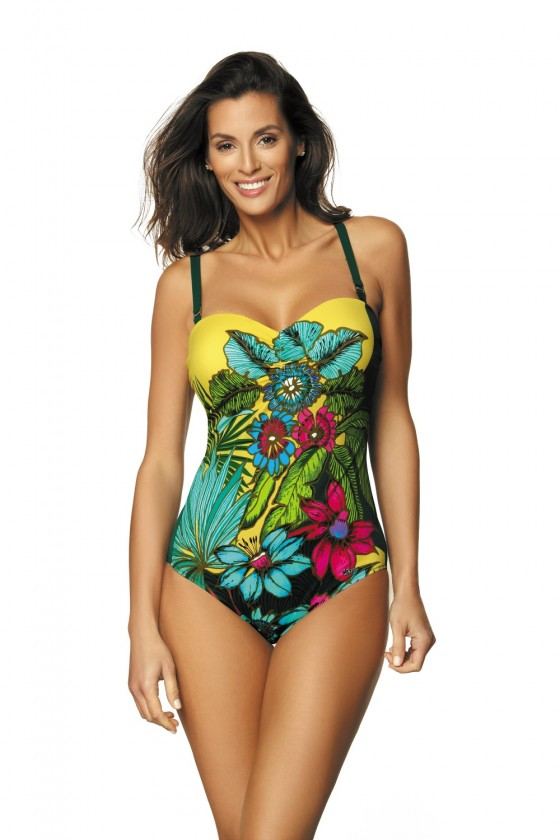 Swimsuit one piece model 112308 Marko
