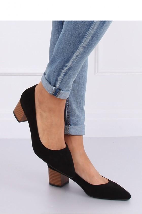 Block heel pumps model 143532 Inello