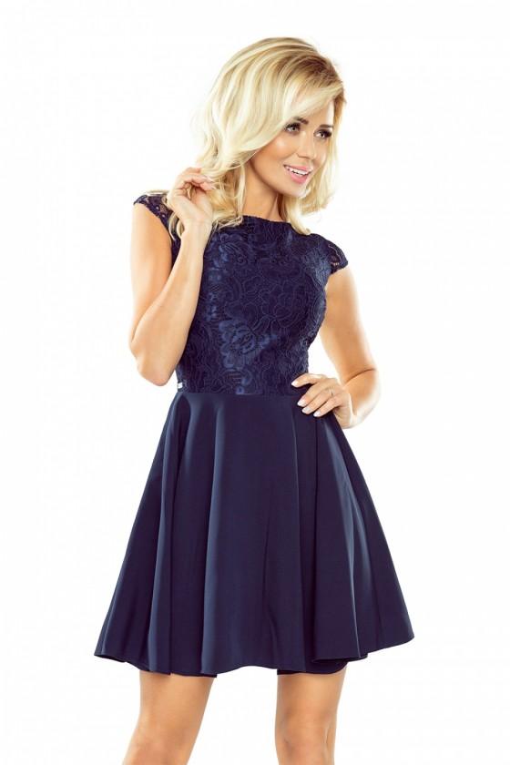 Evening dress model 103852...