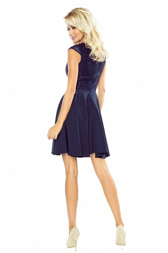 Evening dress model 103852 Numoco