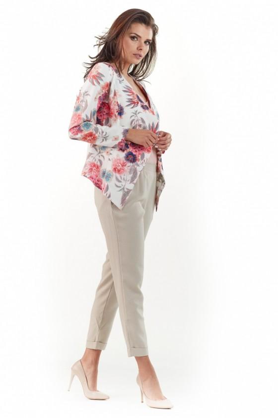 Jacket model 144686 awama