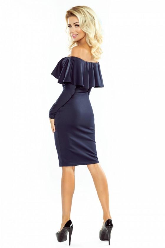Evening dress model 103853 Numoco