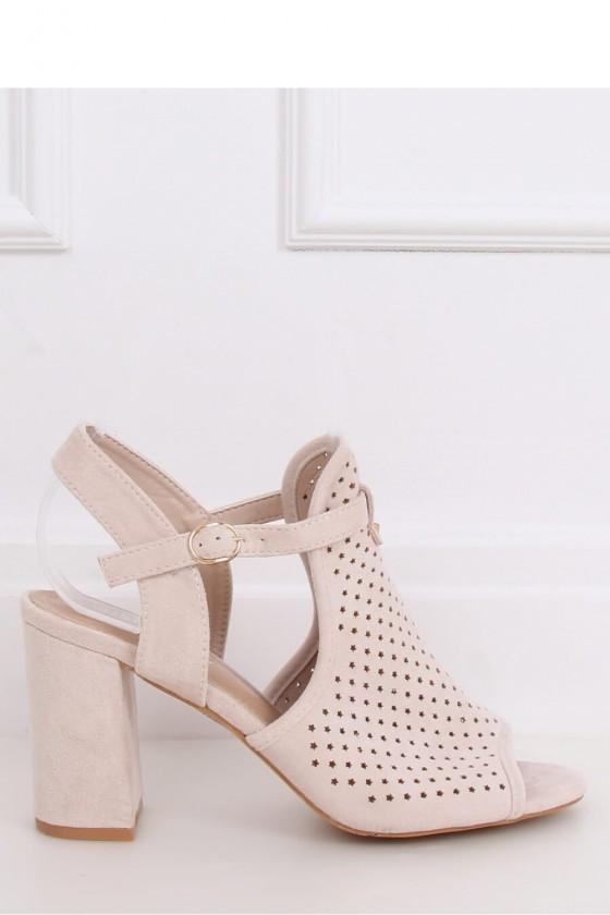 Heel sandals model 144753...