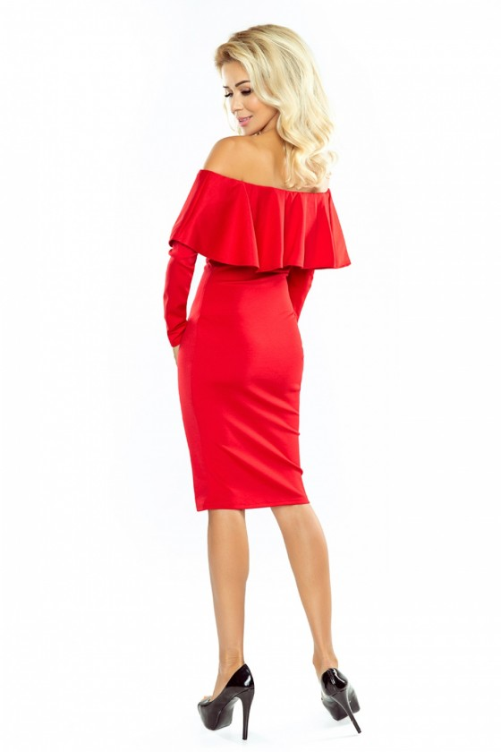 Evening dress model 103854 Numoco