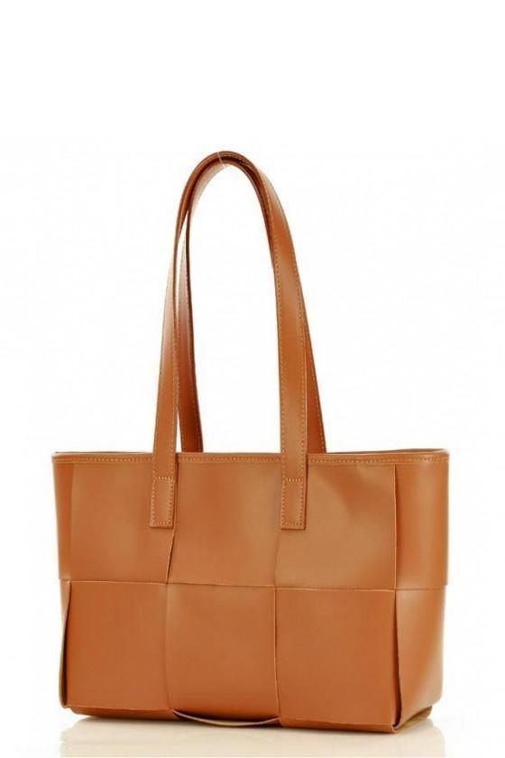 Natural leather bag model 146390 Mazzini
