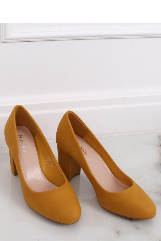 Block heel pumps model 146678 Inello