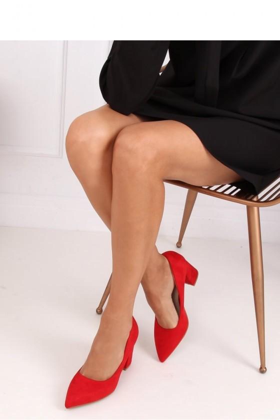 Block heel pumps model 146796 Inello